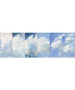 Claus Tegtmeier, Dissolving Cloud East 8