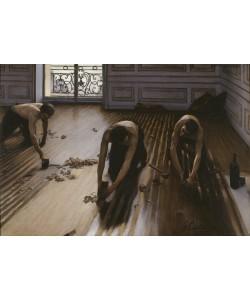Gustave Caillebotte, Les Raboteurs de Parquet