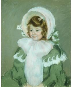 Mary Cassatt, Child in Green Coat
