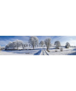 Blickfang, Winterpanorama