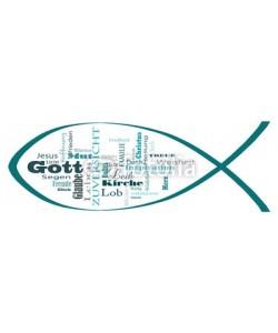 katjaneben_888, Fisch, Fischsymbol, Kirche, Konfirmation, Kommunion, Christus