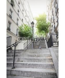 adisa, Viiew of Montmartre in Paris, France