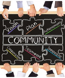 EtiAmmos, COMMUNITY concept words