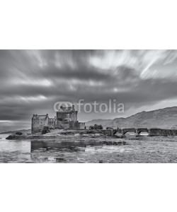 Alta Oosthuizen, Eilean Donan Castle at Dornie on Kyle of Lochalsh in Scotland ar