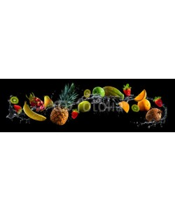 Alexander Raths, Fruits with water splash