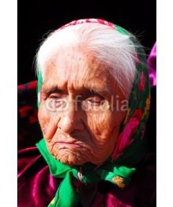 David Smith, Elderly Navajo woman