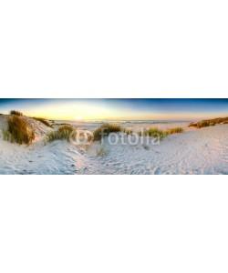 hajdar, Coast dunes beach sea, panorama