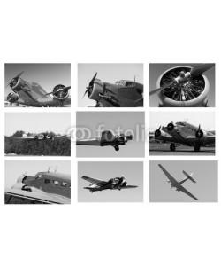 morane, montage Junkers Ju 52