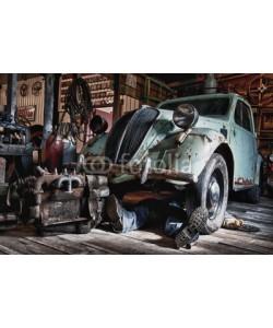 Pocko, Fiat Topolino 500 Bj. 1937