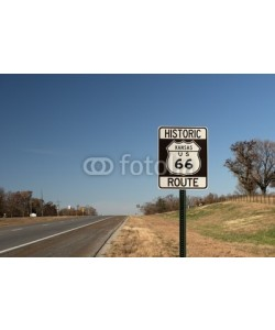 forcdan, Route 66, Kansas