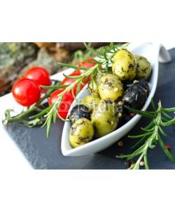 doris oberfrank-list, Italienische Küche: Oliven, Tomaten und Kräuter