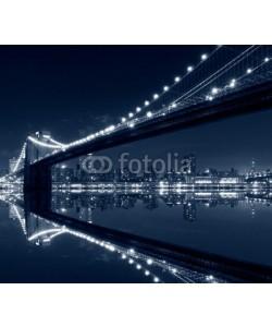 Evgeny Dubinchuk, New York City, Brooklyn Bridge