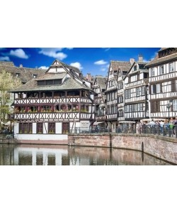 Alexi TAUZIN, Strasbourg, la Petite France