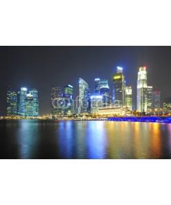 Sakrapee Nopparat, Beautiful viewpoint city of Marina Bay Sands