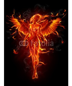 -Misha, Fiery angel
