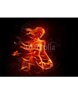 -Misha, Fiery girl