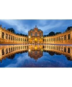 Mapics, Zwinger in Dresden, Deutschland