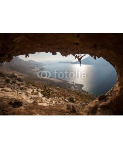 Andrey Bandurenko, Rock climbers at Kalymnos Island, Greece