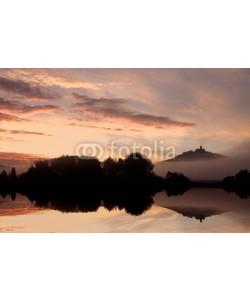 drsg98, Die Wachsenburg bei Sonnenaufgang