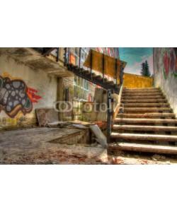 Thomas Otto, Treppe Ruine