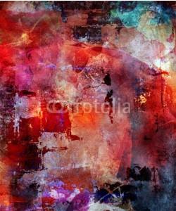 bittedankeschön, malerei texturen abstrakt