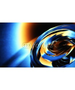 zeber, 3d abstract futuristic background