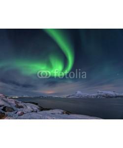 Blickfang, Nordlicht in  Norwegen