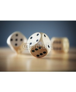 Brian Jackson, Rolling the dice