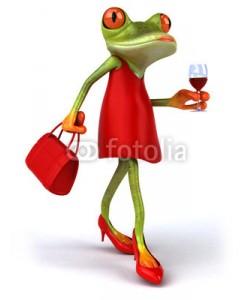 julien tromeur, Fun frog