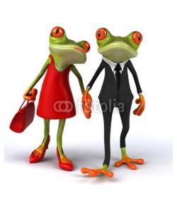 julien tromeur, Fun frogs