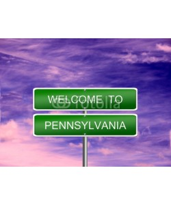 nikonomad, Pennsylvania State Welcome Sign