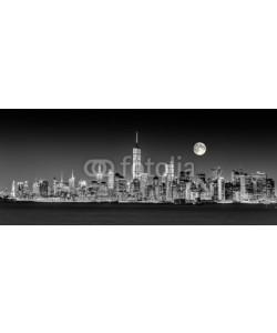 kasto, New York City Manhattan downtown skyline