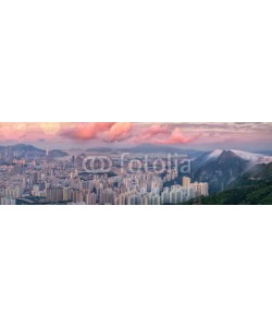 anekoho, Landscape for Hong kong city