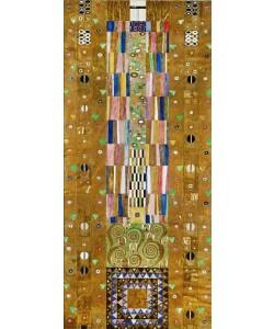 Gustav Klimt, Dekoratives Panneau (Der Ritter)