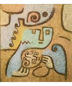 Paul Klee, Mutter mit Kind