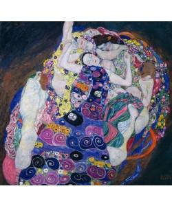 Gustav Klimt, Die Mädchen