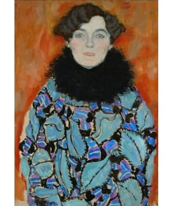 Gustav Klimt, Bildnis Johanna Staude