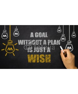 cacaroot, A Goal Without a Plan Is Just a Wish