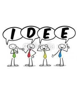 Robert Kneschke, Business Team bei Ideenfindung
