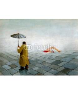 nuvolanevicata, rainy day