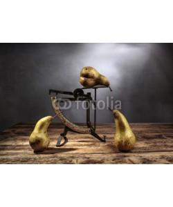 Nailia Schwarz, Still-Life with Pears