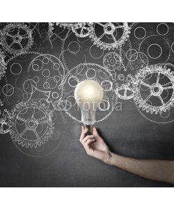olly, gears and innovative ideas