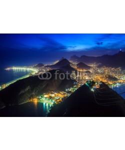f11photo, Night view of Rio de Janeiro