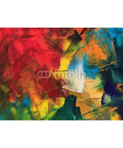 shvets_tetiana, Abstract oil painting background. Palette knife paint texture. Hand painted modern art concept.