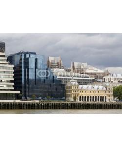 Blickfang, Architektur an der Themse London