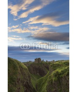 Alta Oosthuizen, Sunset at Dunnottar Castle on the Scottish coast