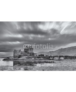 Alta Oosthuizen, Eilean Donan Castle at Dornie on Kyle of Lochalsh in Scotland ar