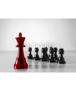 farizun amrod, Chess business concept, leader & success. Selective focus, shallow depth of field.