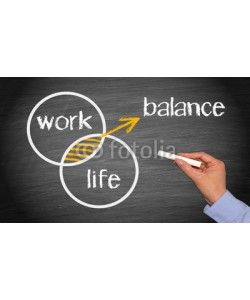 DOC RABE Media, Work Life Balance - Business Concept