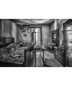 portishead5, Zimmer im verlassenen Haus